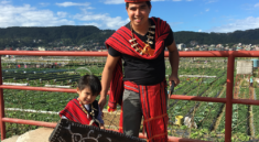 Igorot native attire in Baguio City | www.momonduty.com