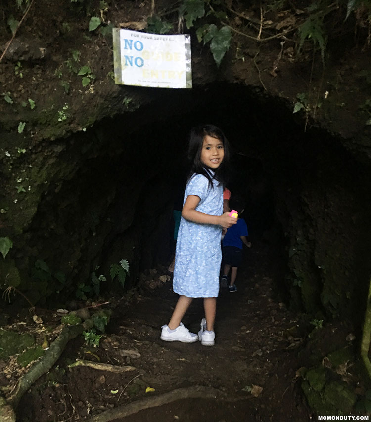 If you dig history like we do, the Japanese Tunnel in Lignon Hill is a must visit. www.momonduty.com