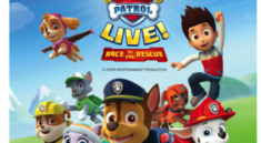 Paw Patrol Live! at Resorts World Manila. www.momonduty.com