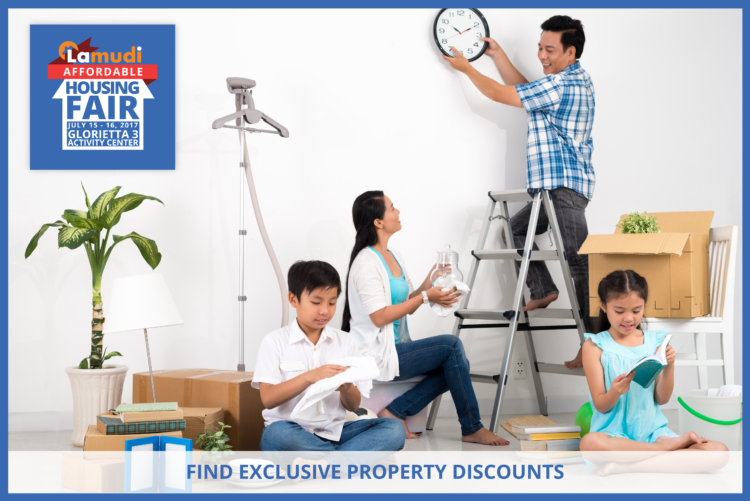 Lamudi Housing Fair brings all you need to know about purchasing a house in one place! www.momonduty.com