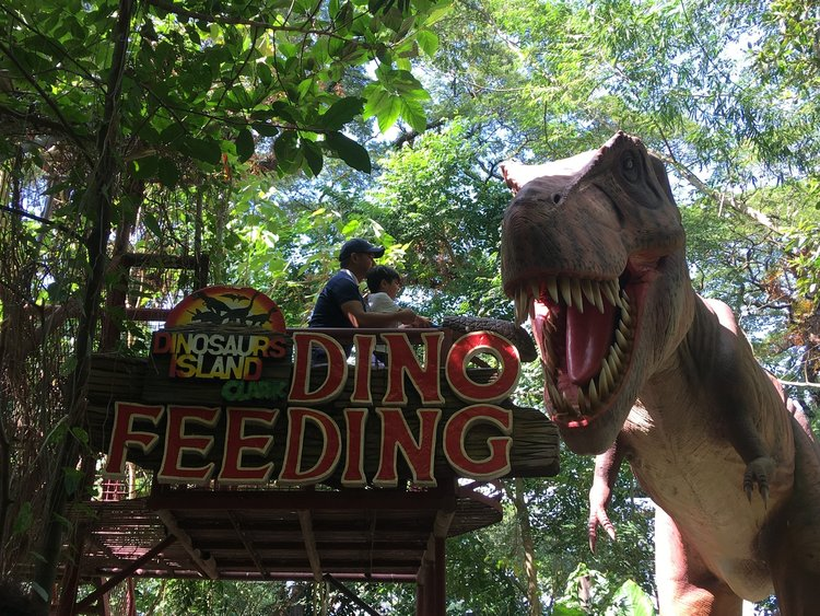 Dinosaurs Island Clark | momonduty.com