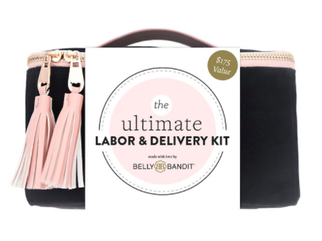 The Ultimate Labor and Delivery Kit packs everything you need for birth! | www.momonduty.com