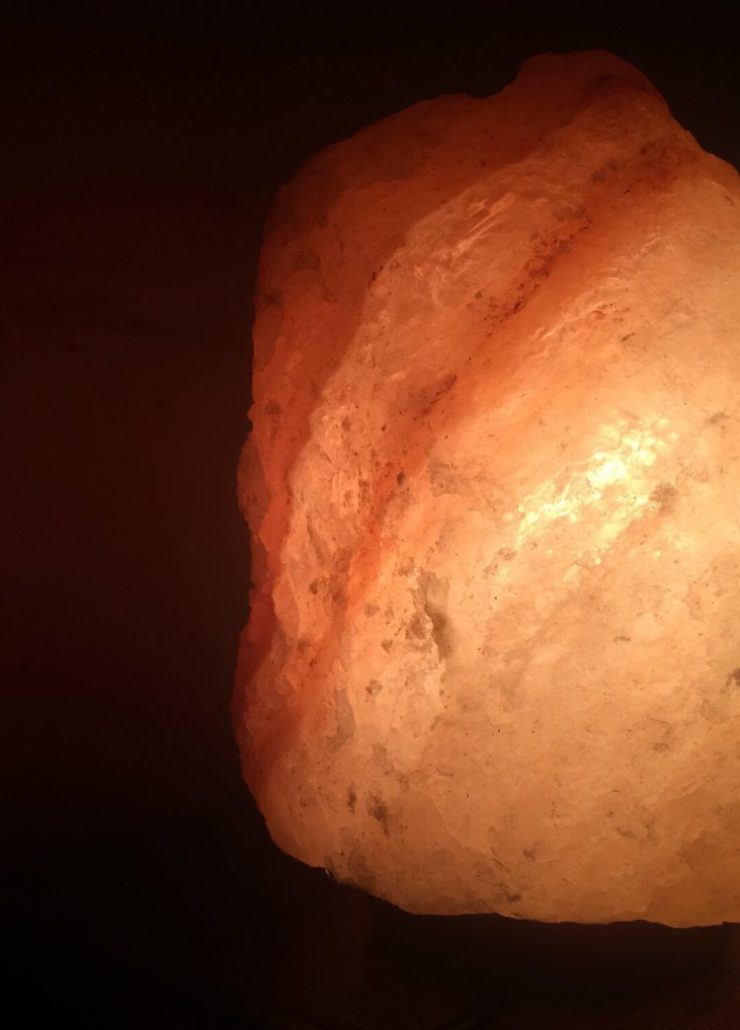 The benefits of using a Himalayan Salt Lamp