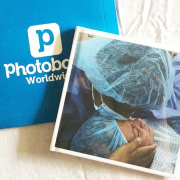Photobook lets you beautifully store your treasured moments. | www.momonduty.com
