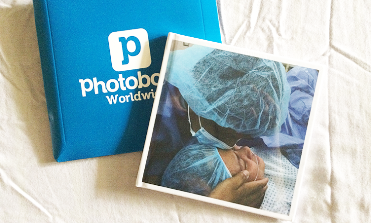 Photobook lets you beautifully store your treasured moments. | www.momonduty.com