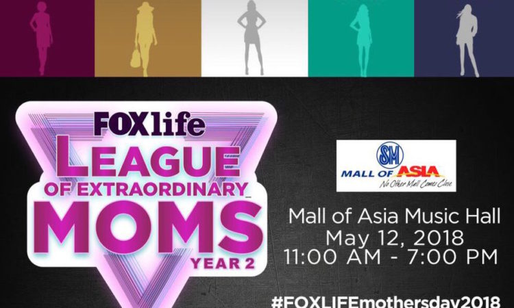 Fox Life League of Extraordinary Moms Year 2