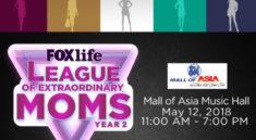 Fox Life League of Extraordinary Moms Year 2