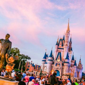 Walt Disney Orland Florida