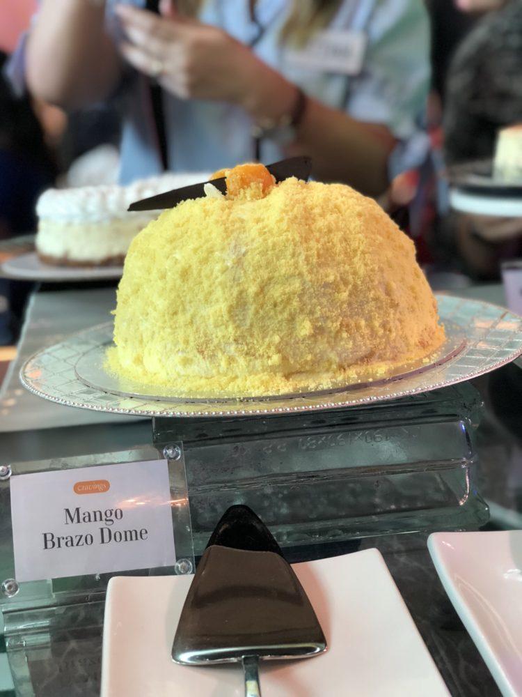 Mango Brazo Dome