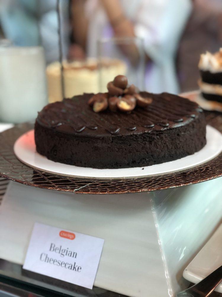 Belgian Cheesecake