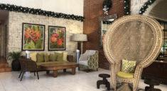 Montebello Villa Hotel blends city living with nature.