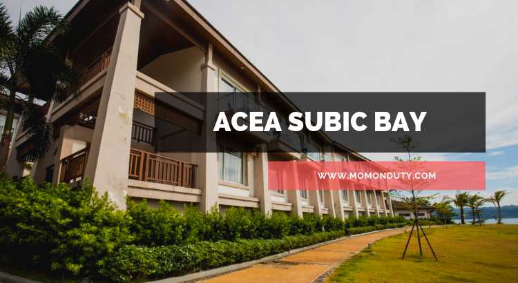 Dive into serenity in Acea Subic Bay | www.momonduty.com