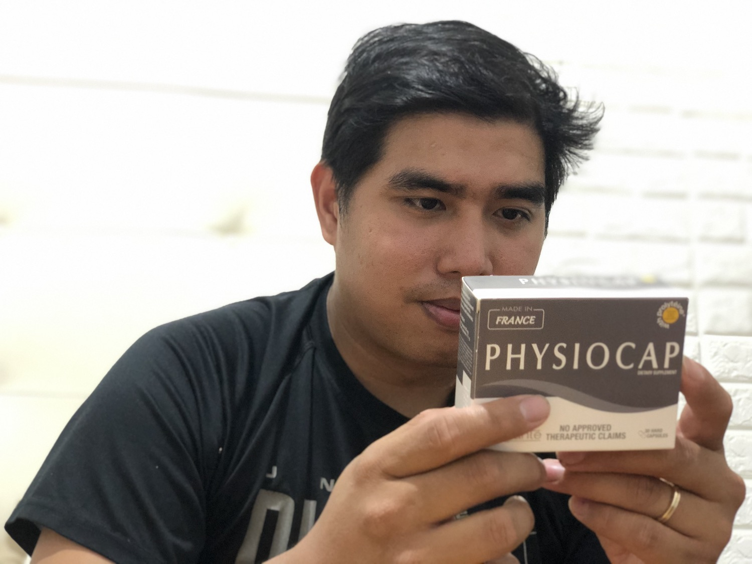 Physiocap: Anti-Hairloss System for Men and Women