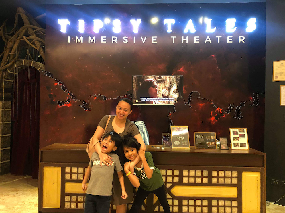 Tipsy Tales: An Interactive Theater For The Whole Family