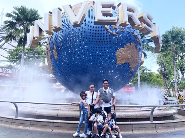 2019 Family Trip to Singapore