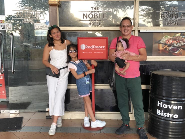 Singapore Budget Hotels for Families