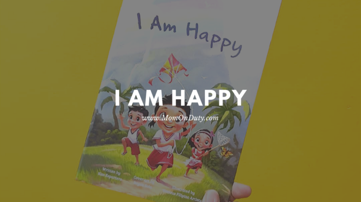 I Am Happy Book