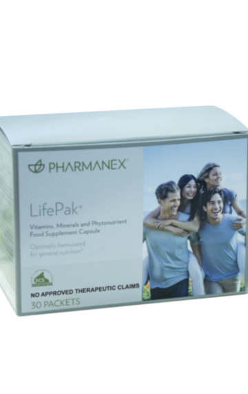 LifePak | Authentic Nu Skin Products Philippines