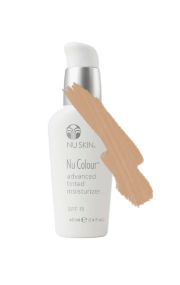 Nu Colour Advanced Tinted Moisturizer SPF 15 | Nu Skin Products Philippines