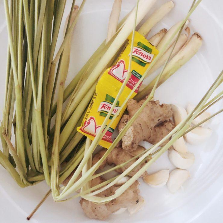 Spring Chicken Ingredients