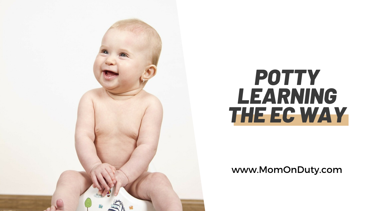 Potty Learning The EC Way