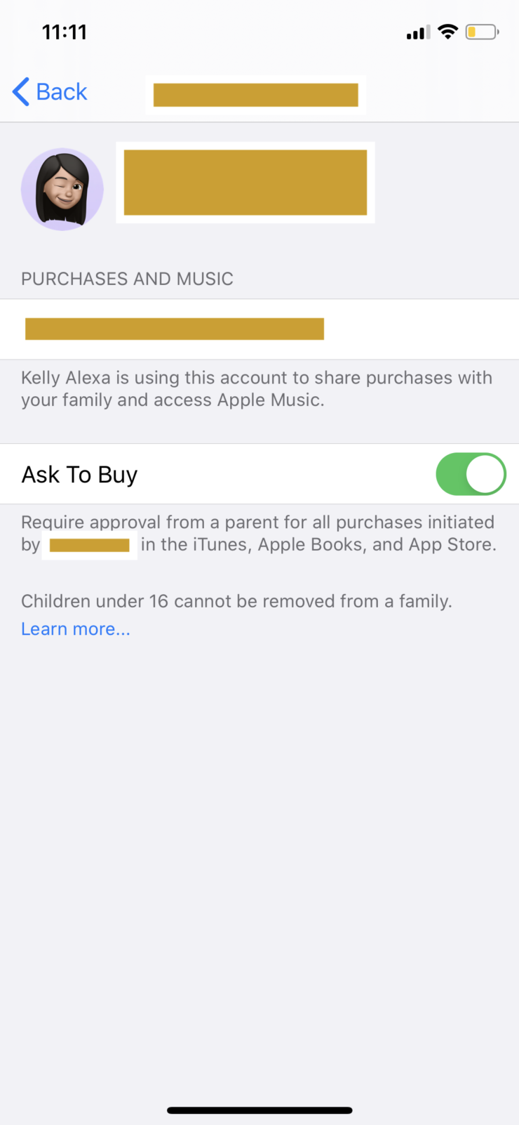 How To Create A Child Account On Apple
