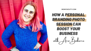 How A Personal Branding Photo Session Can Boost Your Business