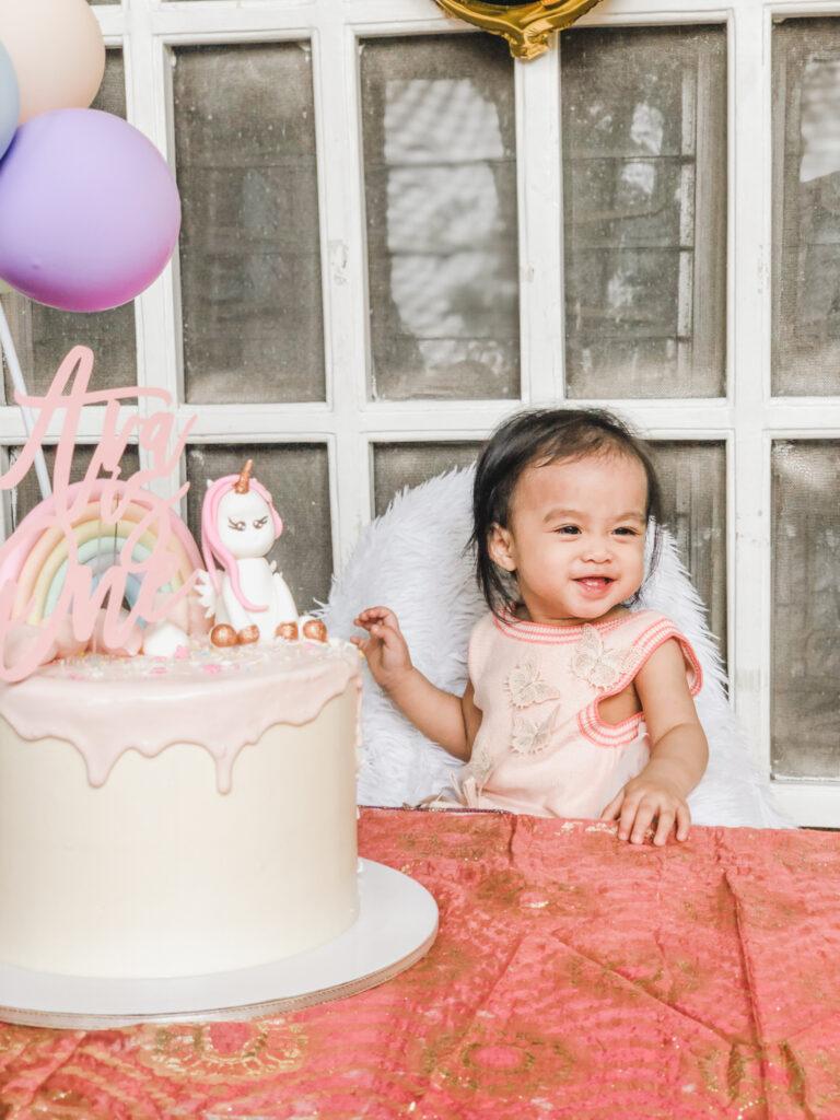 Ava's Unicorn Birthday Party