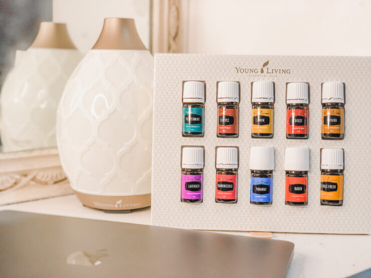 Young Living Starter Kit Unboxing