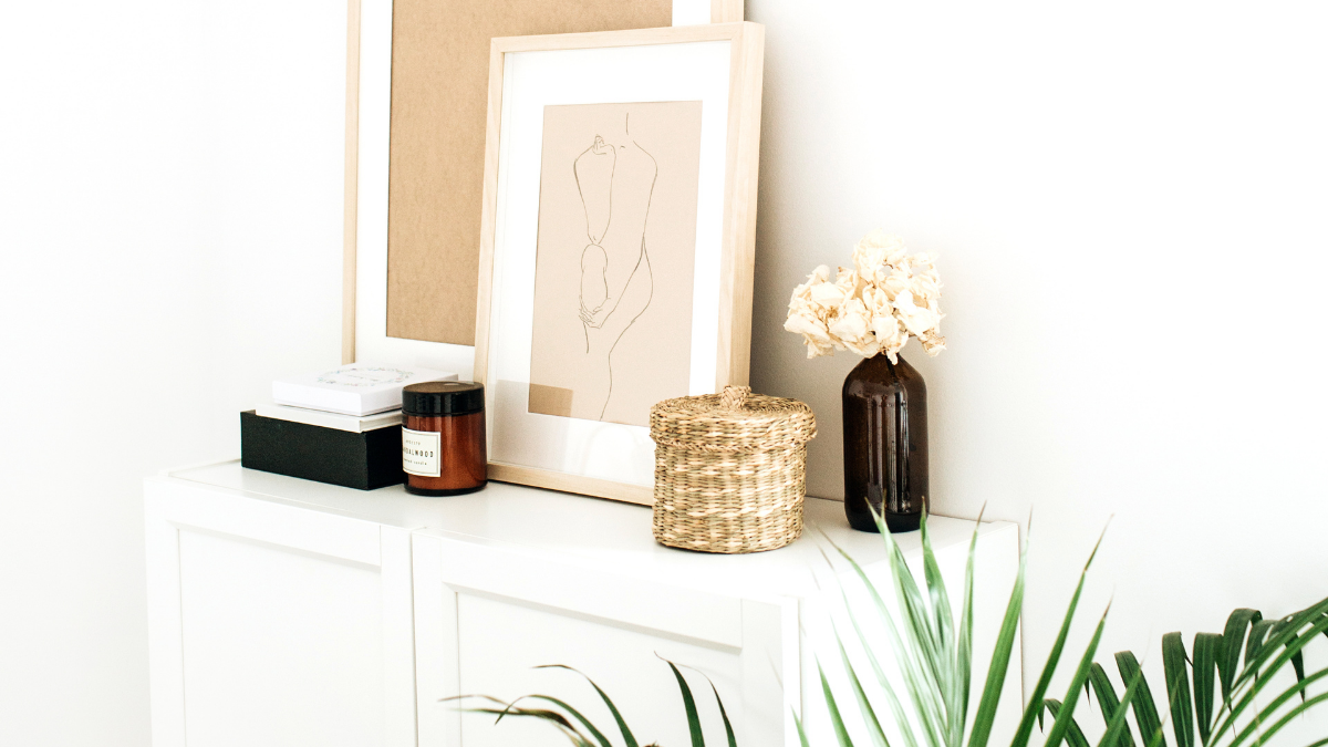 How A Clean And Organized Home Can Boost Your Productivity (And Your Mood!)